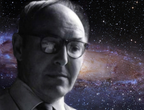 A great man of science: Professor Archie E Roy