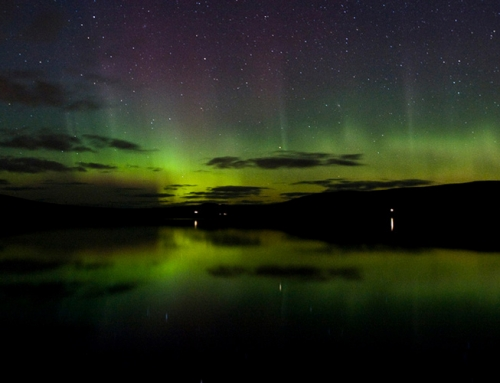 Midwinter astronomy festival for Orkney