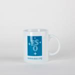 Third prize: ESO mug