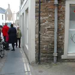 The first Open Windows exhibition in 2011