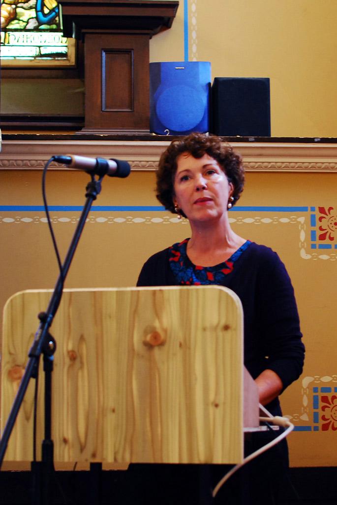 Prof. Rebecca Stott
