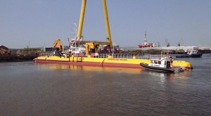 Scotrenewables' new tidal turbine