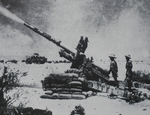 Big Bill and the Guns of Alamein