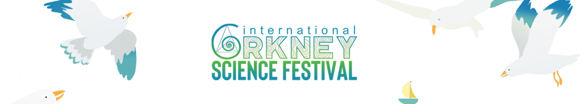 Orkney International Science Festival Logo