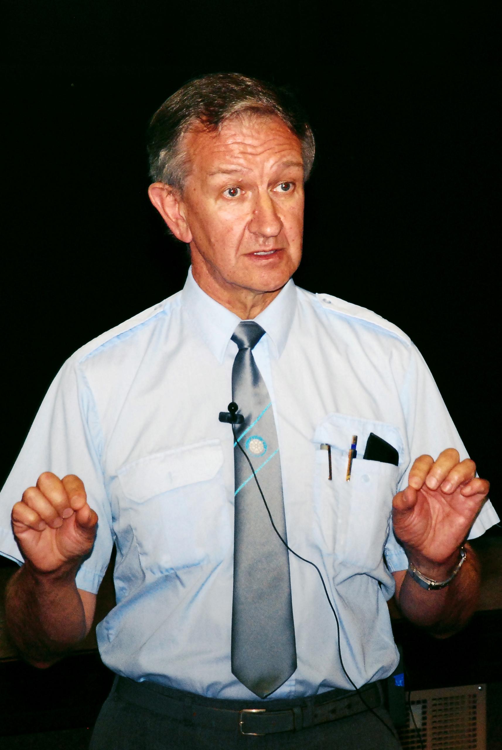 Prof. Tom Stevenson