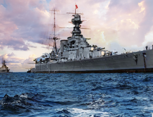 Remembering HMS Hood