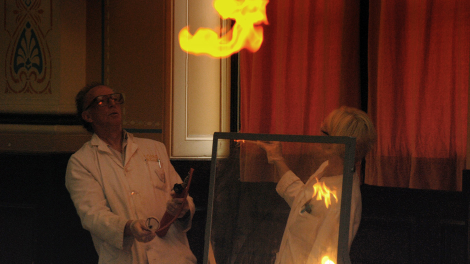 Chemistry Show 2010