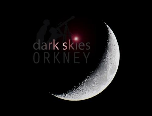 See Orkney skies on the iPad!