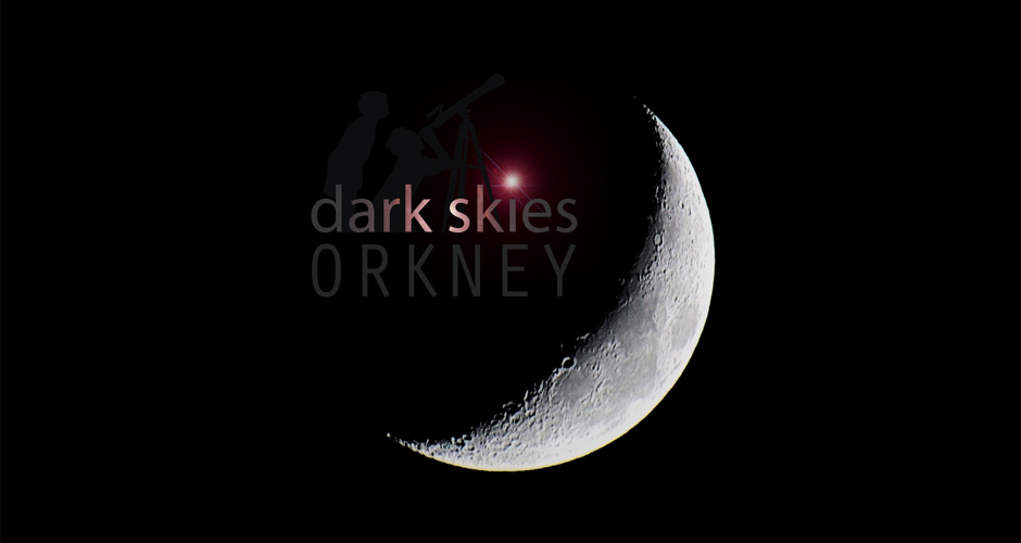 See Orkney skies on the iPad!