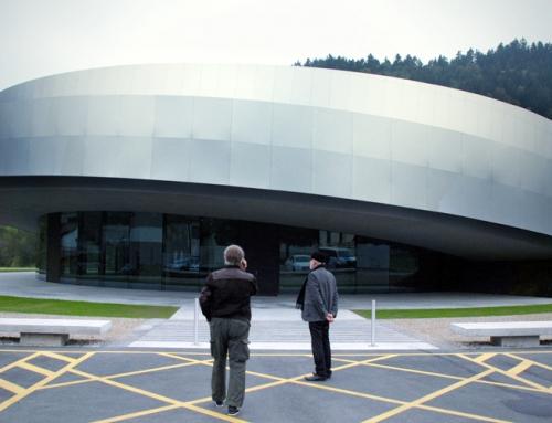 New European centre refashions the dream