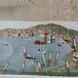 The large tapestry at Northlight