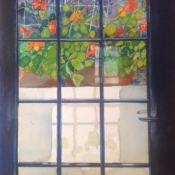 Carole Saxon, 'Impending rain'