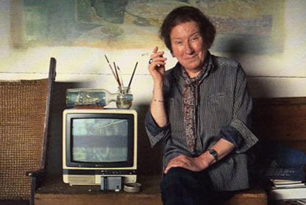 Sylvia Wishart .Photograph: Keith Allardyce