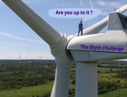 The Blyth Challenge